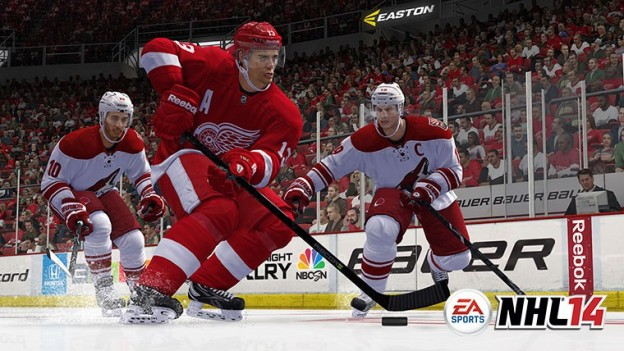 NHL 14 Screenshot #88 for Xbox 360