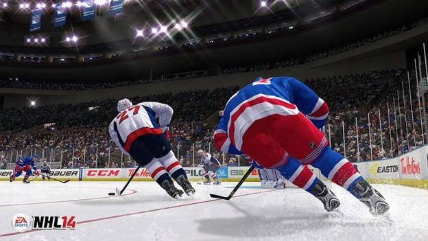 NHL 14 Screenshot #89 for Xbox 360