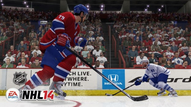 NHL 14 Screenshot #91 for Xbox 360