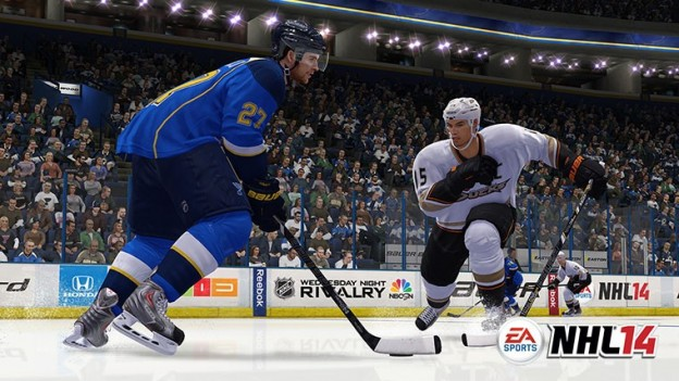 NHL 14 Screenshot #60 for PS3