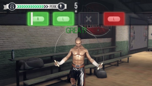 Real Boxing Screenshot #8 for PS Vita