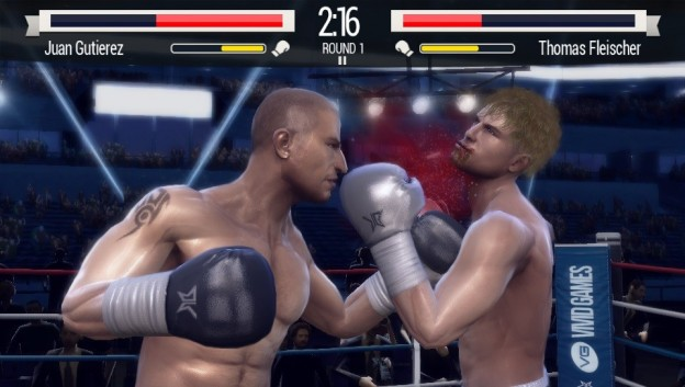 Real Boxing Screenshot #9 for PS Vita