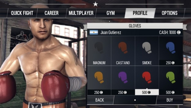 Real Boxing Screenshot #10 for PS Vita