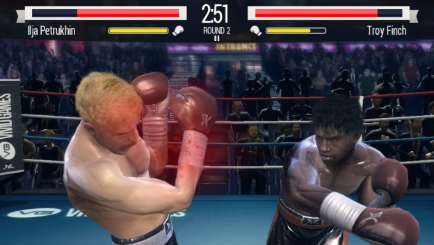 Real Boxing Screenshot #11 for PS Vita