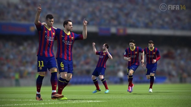 FIFA Soccer 14 Screenshot #35 for Xbox 360