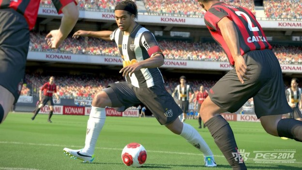 Pro Evolution Soccer 2014 Screenshot #42 for Xbox 360