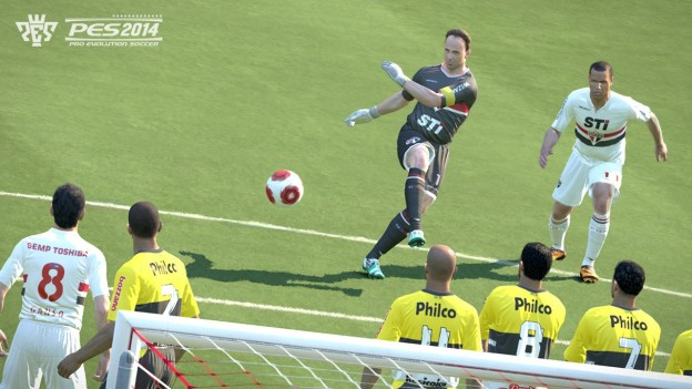 Pro Evolution Soccer 2014 Screenshot #44 for Xbox 360