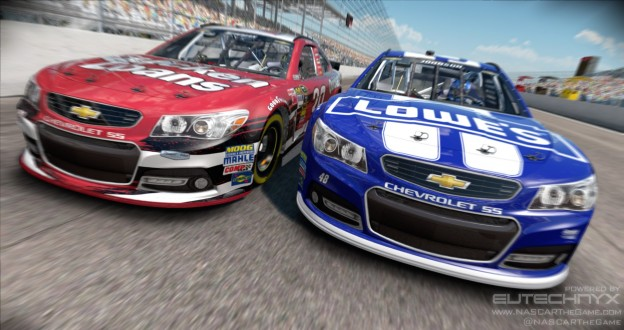 NASCAR The Game: Inside Line Screenshot #37 for Xbox 360
