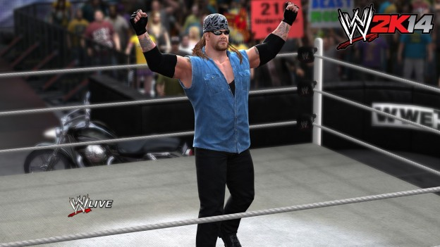 WWE 2K14 Screenshot #21 for Xbox 360