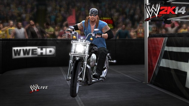 WWE 2K14 Screenshot #22 for Xbox 360