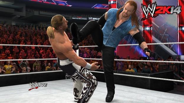WWE 2K14 Screenshot #23 for Xbox 360
