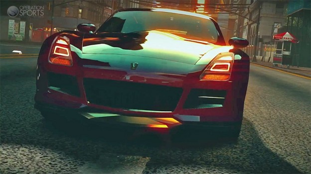 Ridge Racer Driftopia Screenshot #1 for PS3