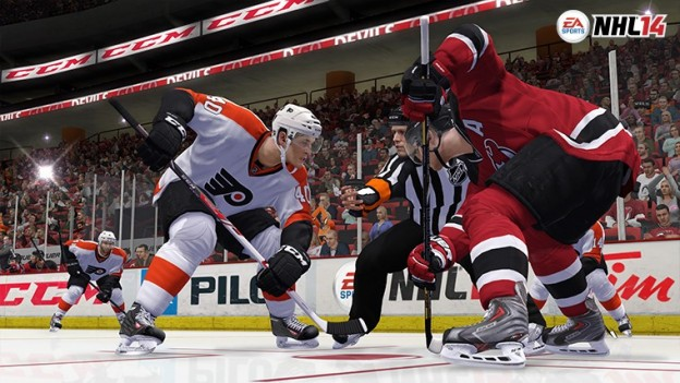NHL 14 Screenshot #103 for Xbox 360