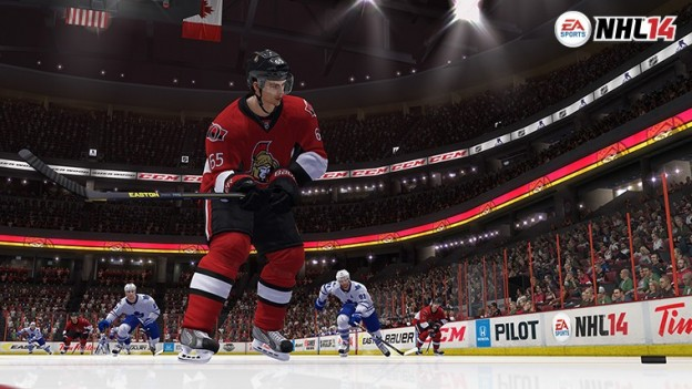 NHL 14 Screenshot #104 for Xbox 360