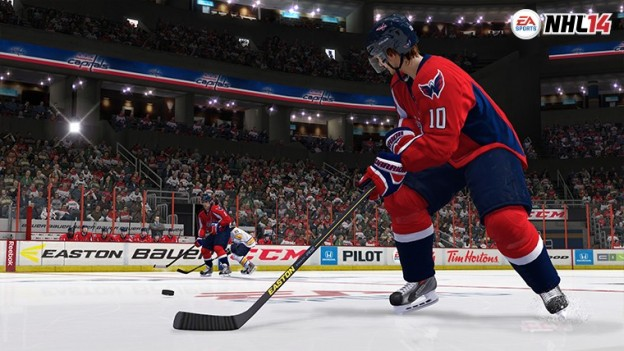 NHL 14 Screenshot #105 for Xbox 360