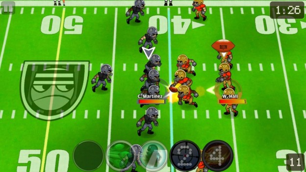 Football Heroes Screenshot #1 for iOS