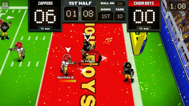 Football Heroes Screenshot #3 for iOS