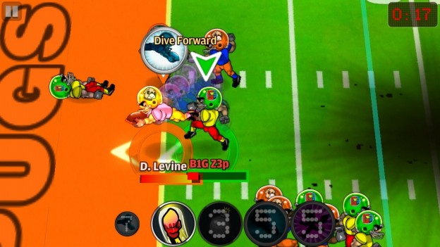 Football Heroes Screenshot #4 for iOS