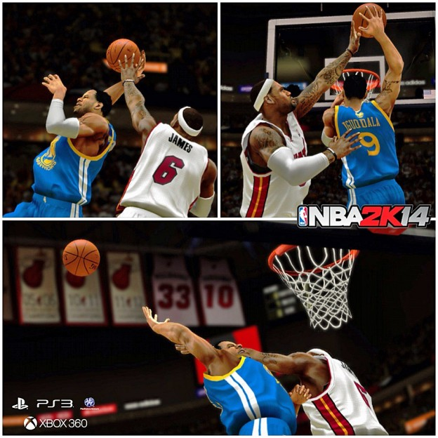 NBA 2K14 Screenshot #13 for Xbox 360