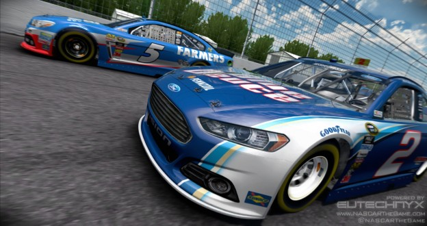 NASCAR The Game: Inside Line Screenshot #38 for Xbox 360