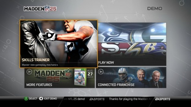 Madden  NFL 25 Screenshot #232 for Xbox 360