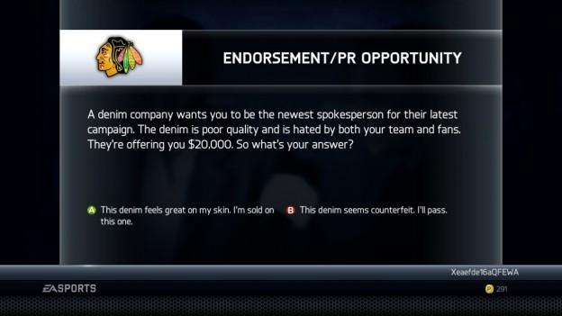 NHL 14 Screenshot #109 for Xbox 360