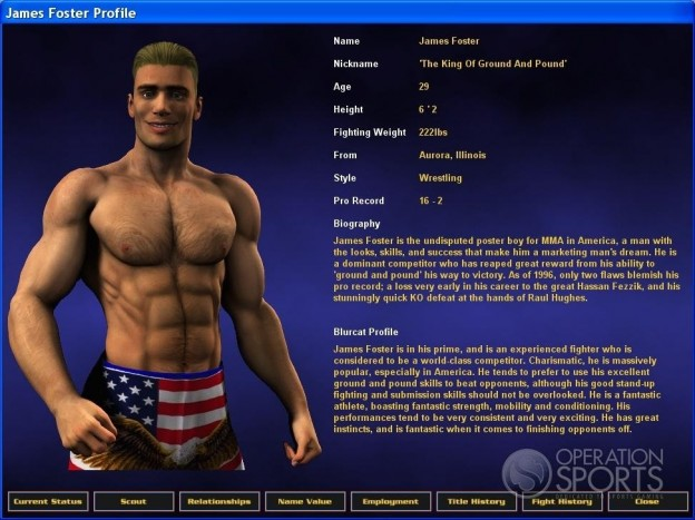 World of Mixed Martial Arts Screenshot #5 for PC
