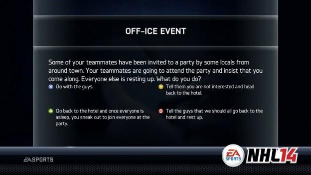 NHL 14 Screenshot #80 for PS3