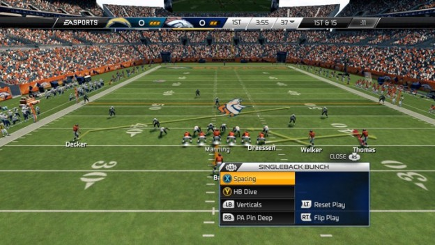 Madden  NFL 25 Screenshot #261 for Xbox 360