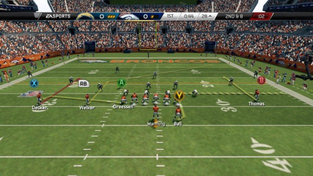 Madden  NFL 25 Screenshot #264 for Xbox 360