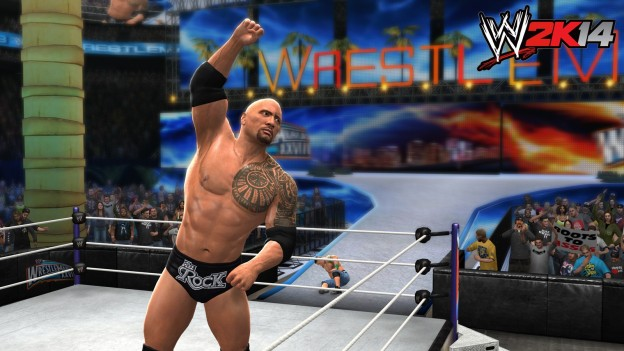 WWE 2K14 Screenshot #24 for Xbox 360