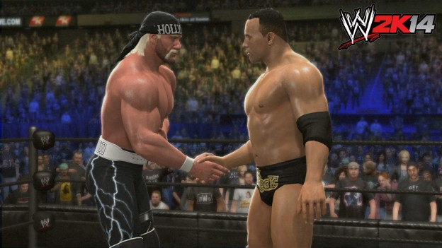 WWE 2K14 Screenshot #6 for PS3
