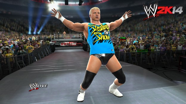WWE 2K14 Screenshot #13 for PS3
