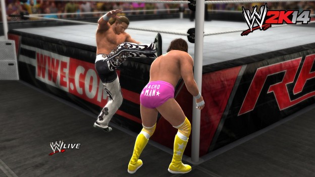 WWE 2K14 Screenshot #15 for PS3
