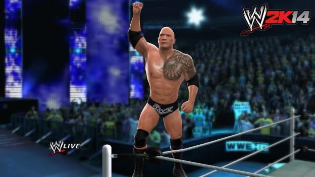 WWE 2K14 Screenshot #17 for PS3