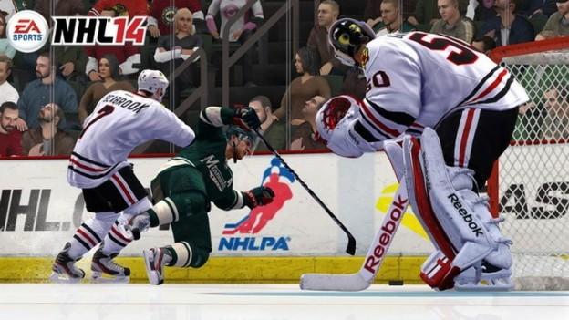 NHL 14 Screenshot #114 for Xbox 360