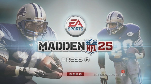 Madden  NFL 25 Screenshot #276 for Xbox 360