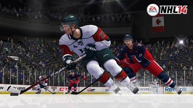 NHL 14 Screenshot #119 for Xbox 360