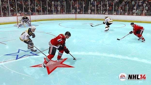 NHL 14 Screenshot #120 for Xbox 360