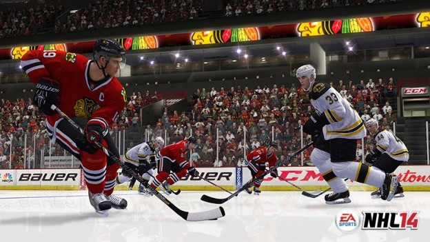 NHL 14 Screenshot #121 for Xbox 360