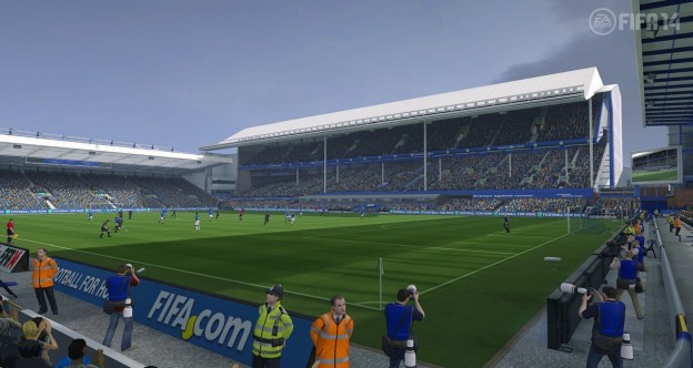 FIFA Soccer 14 Screenshot #37 for Xbox 360