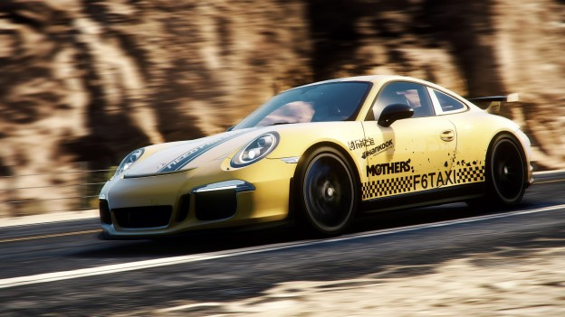 Need For Speed Rivals Screenshot #3 for PS4