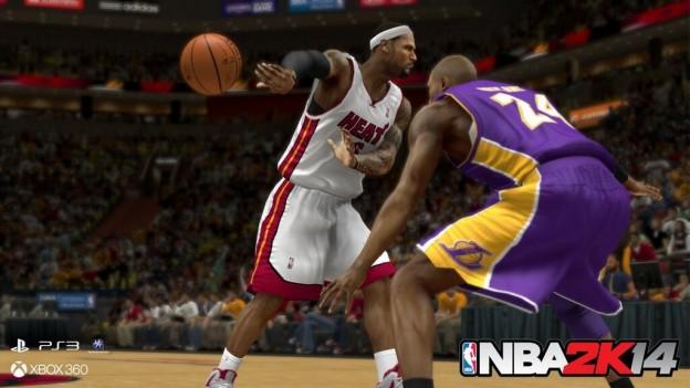 NBA 2K14 Screenshot #12 for PS3