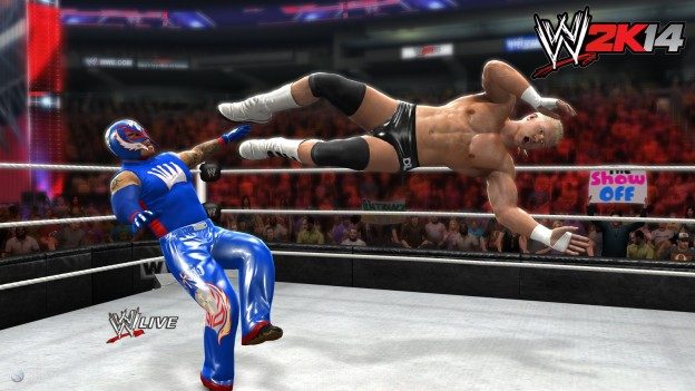 WWE 2K14 Screenshot #35 for Xbox 360