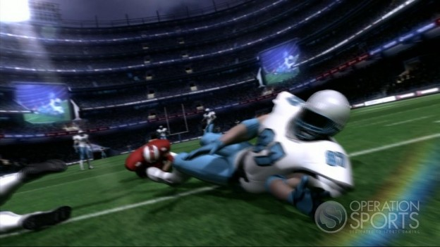 Backbreaker Screenshot #24 for Xbox 360