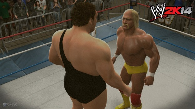 WWE 2K14 Screenshot #40 for Xbox 360