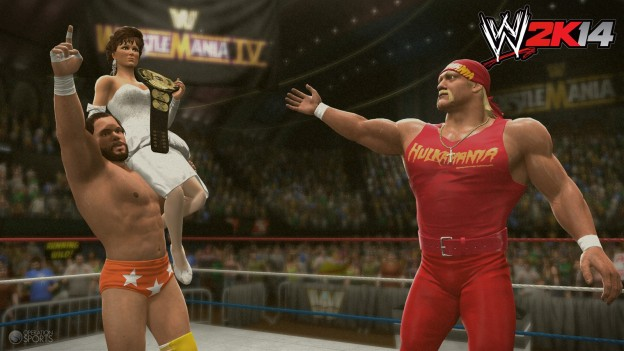 WWE 2K14 Screenshot #41 for Xbox 360