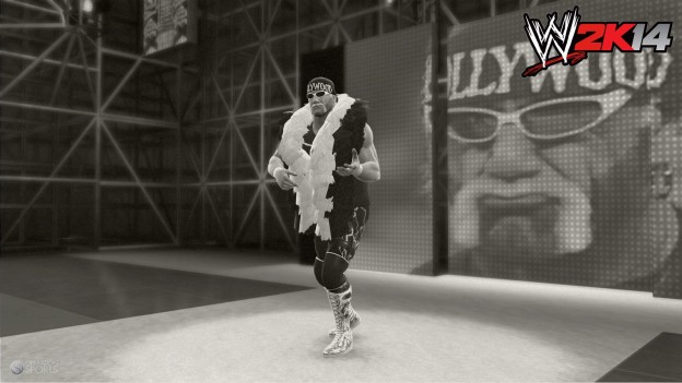 WWE 2K14 Screenshot #44 for Xbox 360