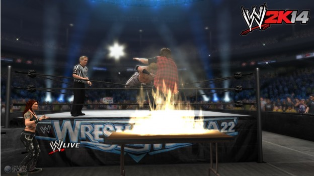 WWE 2K14 Screenshot #45 for Xbox 360