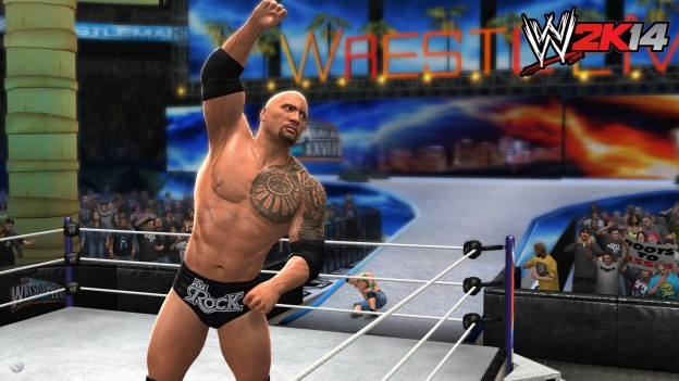 WWE 2K14 Screenshot #47 for Xbox 360
